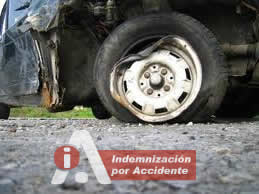 Indemnizacion por un accidentes de trafico