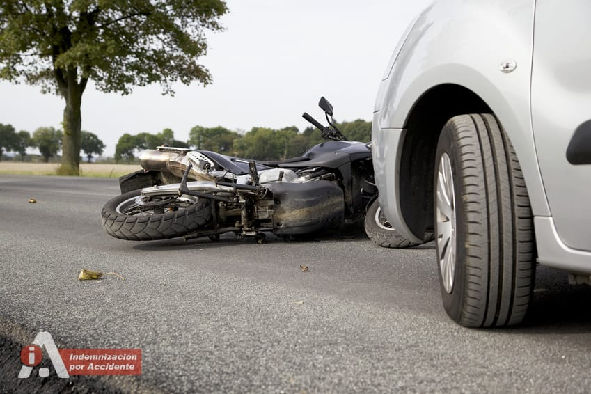 Indemnizaciones en accidentes de moto con lesiones